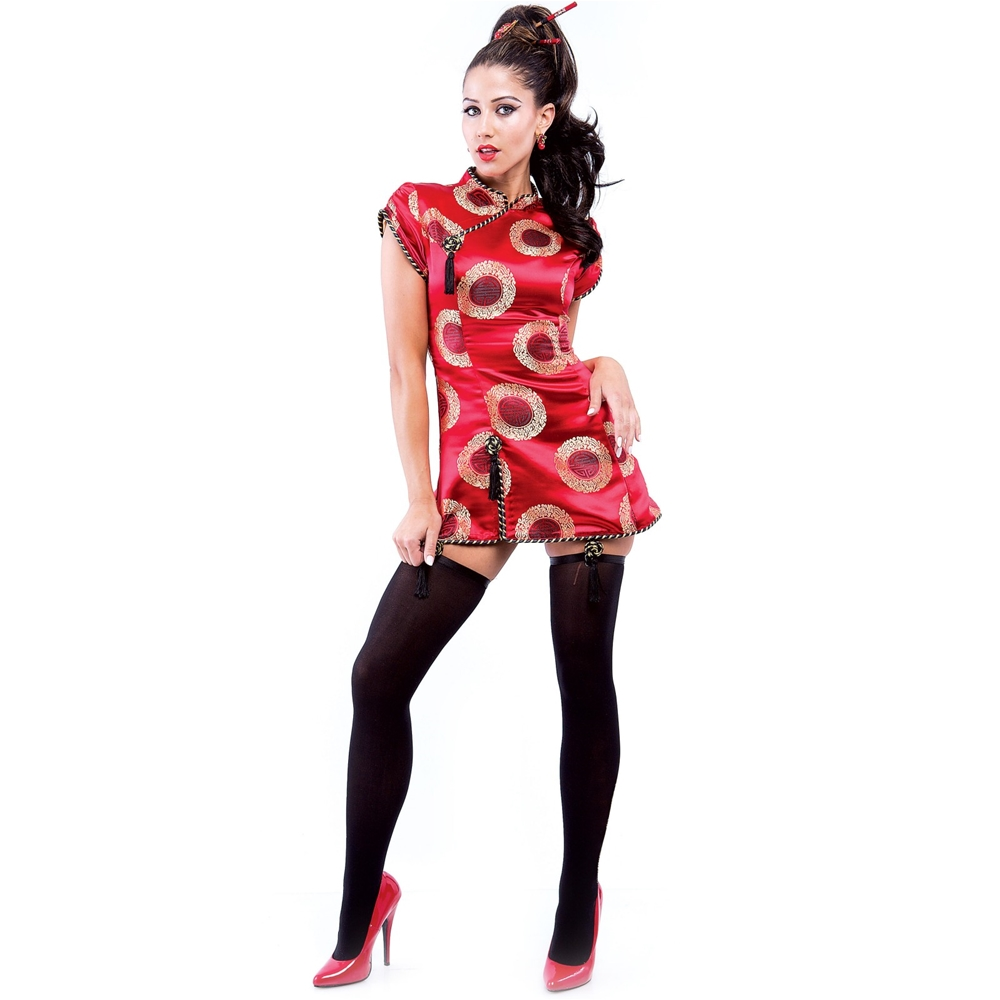 Shanghai Lily Adult Womens Costume