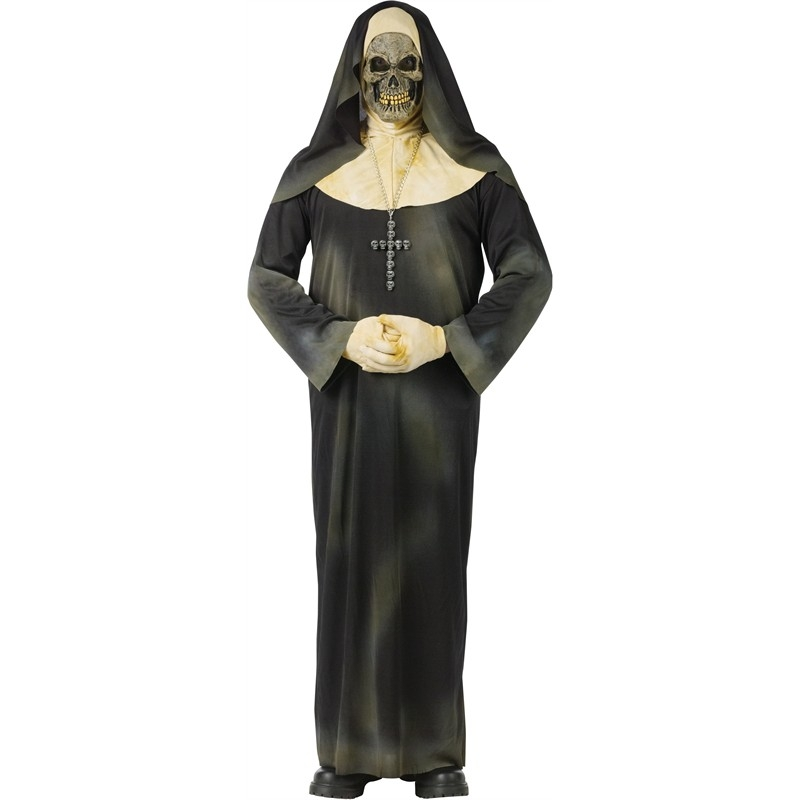 Sinister Nun Adult Costume