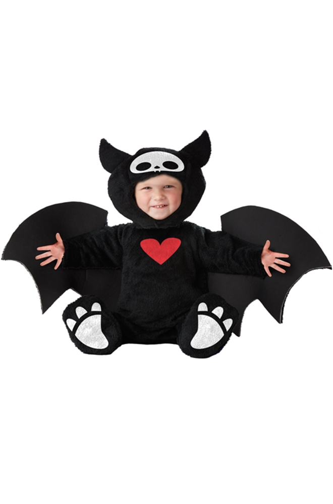 Skelanimals The Bat Infant Child Costume