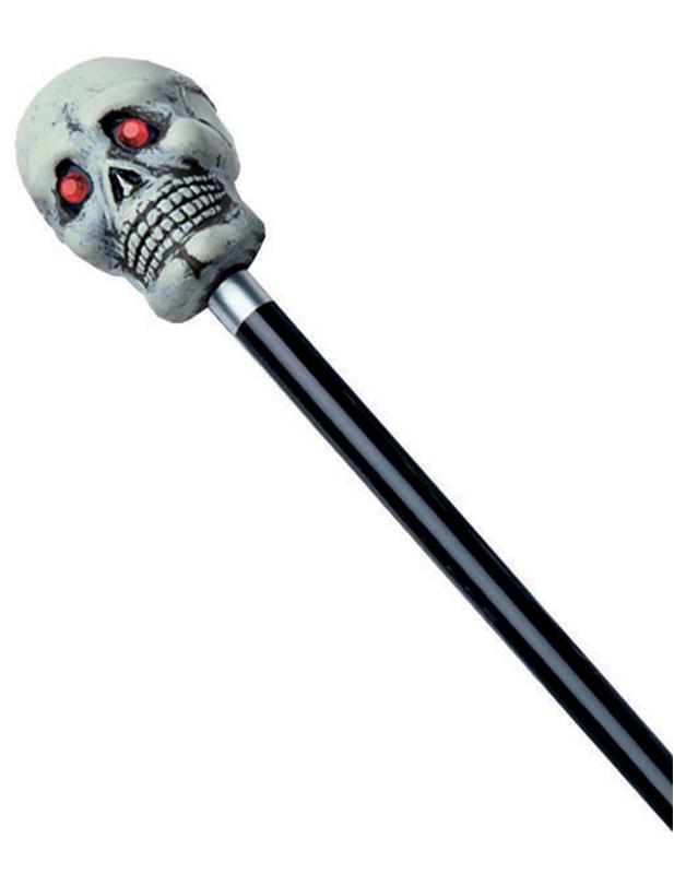 48in Skull Cane