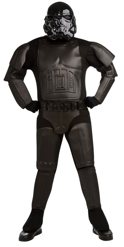 Star Wars Deluxe Shadow Trooper Adult Mens Costume