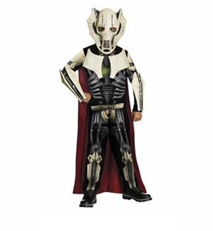 [Star Wars General Grievous Child Costume] (Star Wars General Grievous Child Costumes)