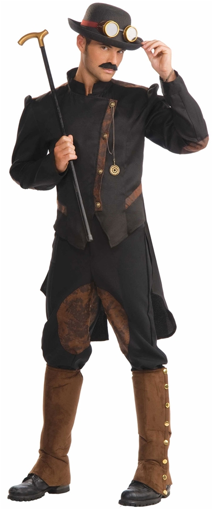 Steampunk Gentleman Adult Mens Costume