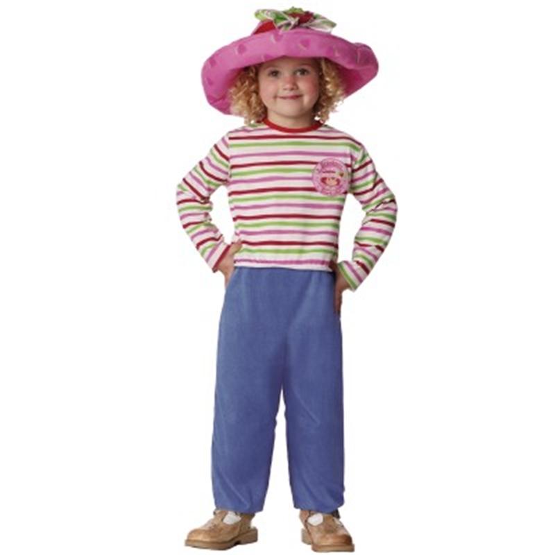 Купить Strawberry Shortcake Girls Child Costume