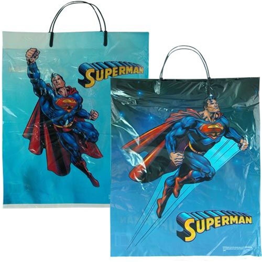 Superman Treat Bag 2 Designs