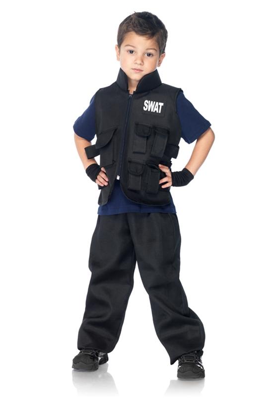 Купить Swat Commander Boys Costume
