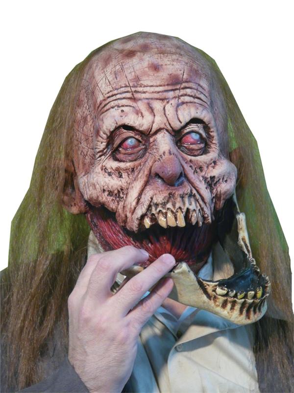 Slack Jaw Adult Mask by Morris