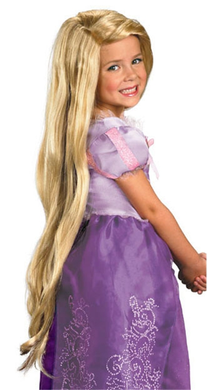 Disney Tangled Rapunzel Child Wig by Disguise