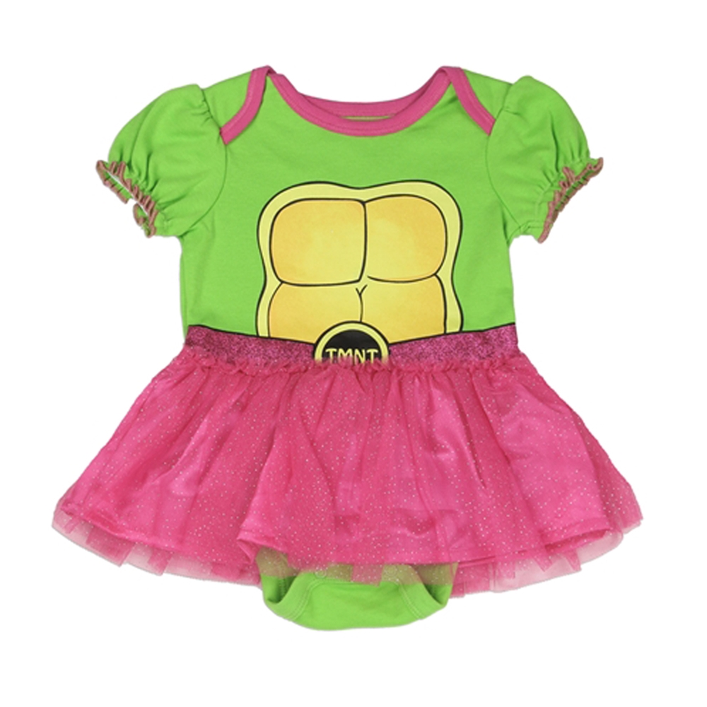 Teenage Mutant Ninja Turtles Tutu Infant Onesie  (Teenage Mutant Ninja Turtles Ninja Turtles)