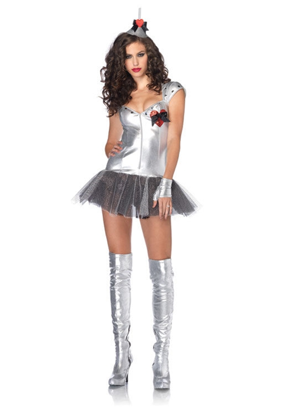 Tempting Tin Man Adult Womens Costume