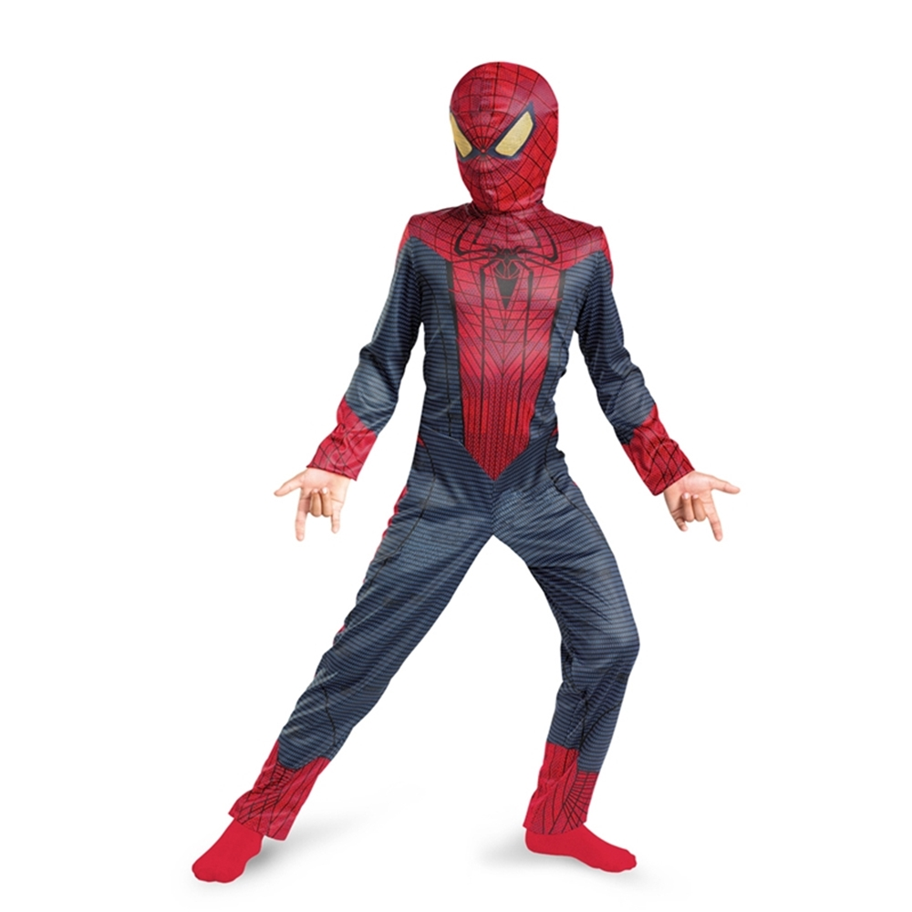 Marvel The Amazing Spider-Man Classic Child Boy Costume