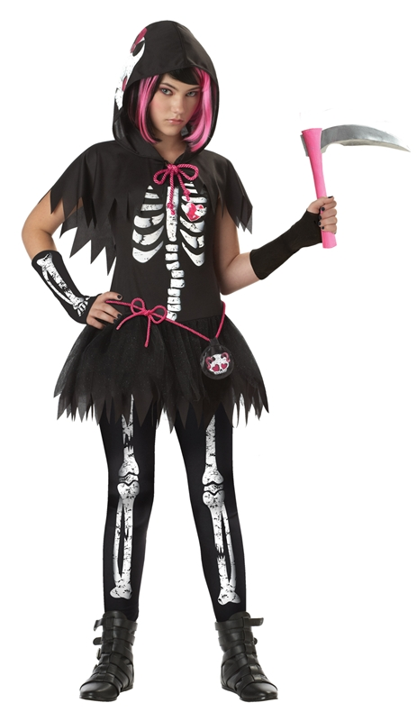 The Love Reaper Tween Costume