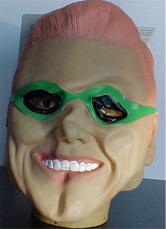 The Riddler Costume Mask