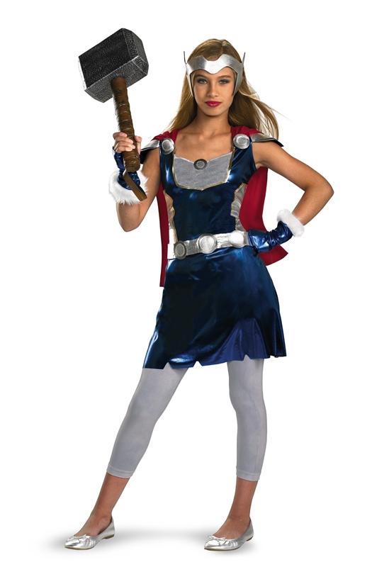 Купить Marvel Thor Girl Junior Costume