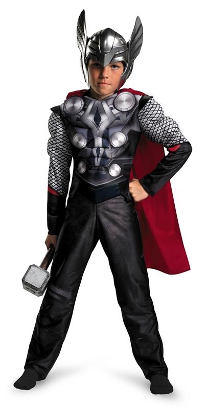 Купить Marvel Thor Muscle Child Boys Costume
