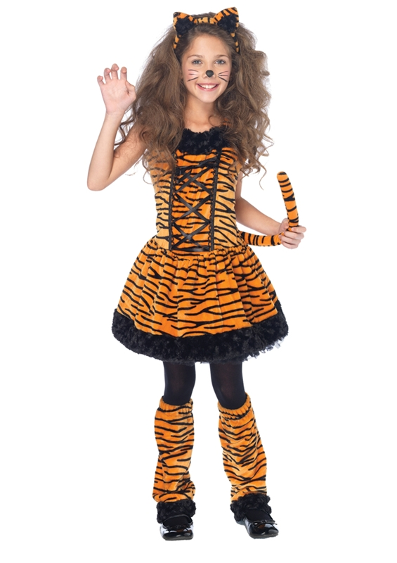 Tiny Tiger Child Costume