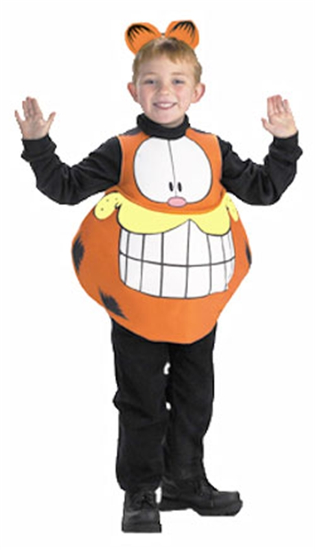 Garfield Candy Catcher Toddler Costume
