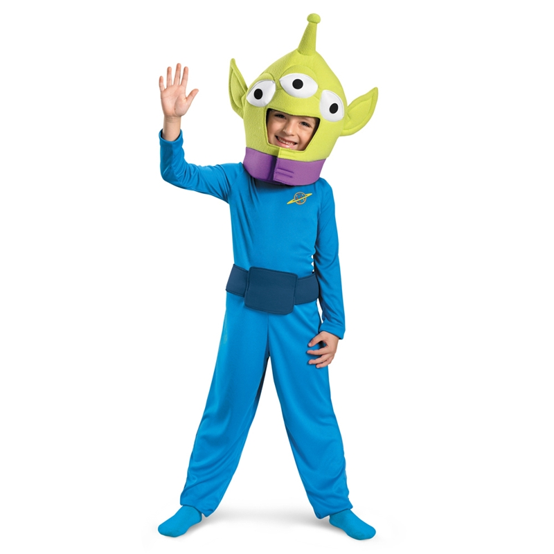 Toy Story and Beyond Alien Toddler & Child Costume by Disguise