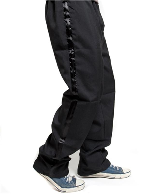 Image of Tuxedo Pants Adult Costume