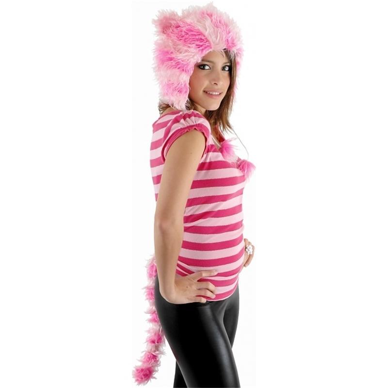 Cheshire Catarina Hat and Tail