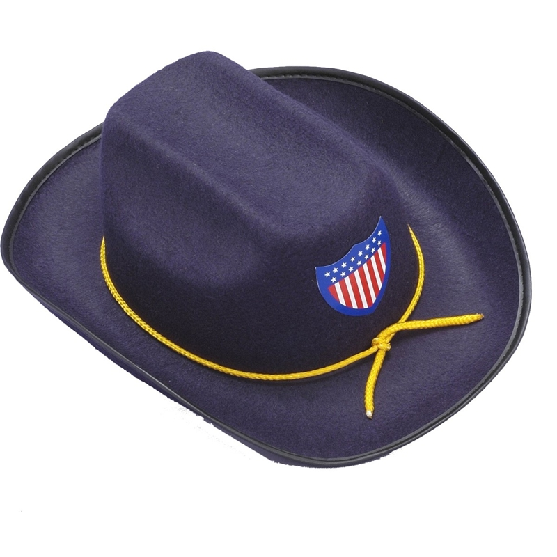 Union Officer Adult Hat