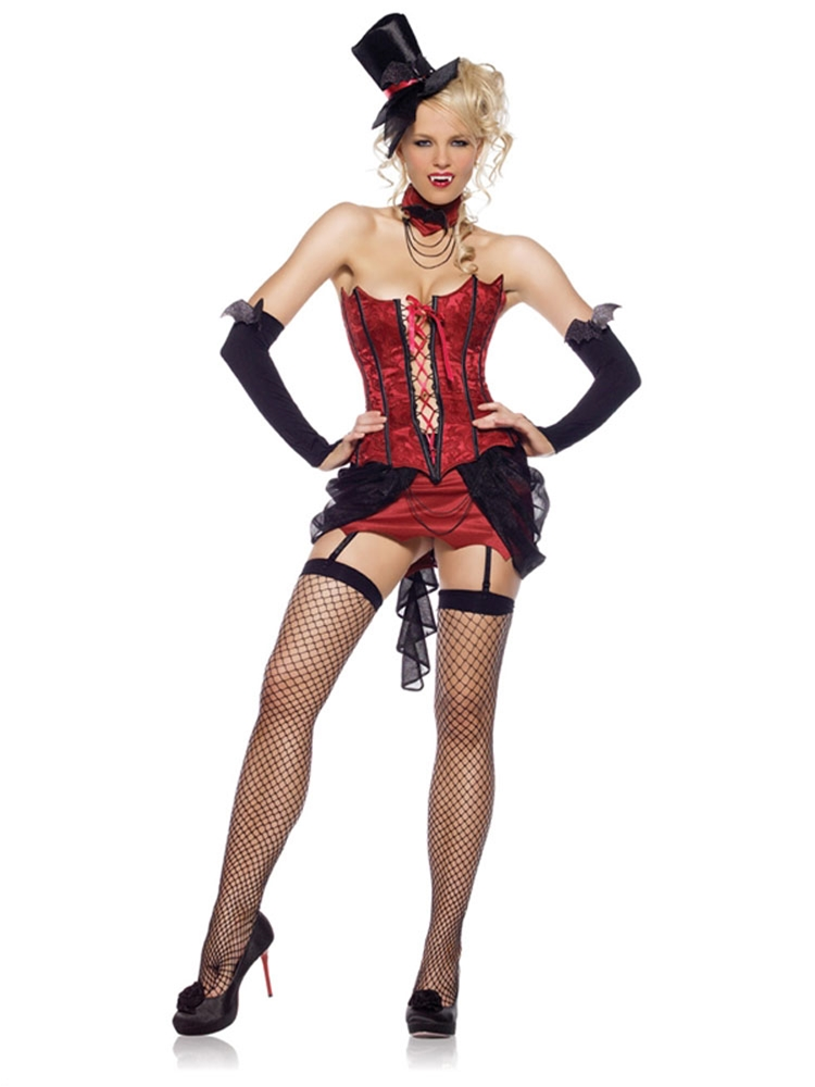 Vampire Love Bite Adult Womens Costume (Love Bite Vampire Costume)