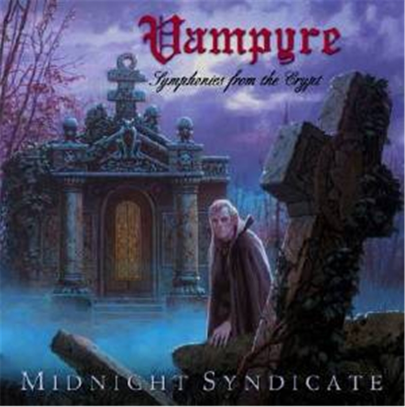 Image of Midnight Syndicate - Vampyre Music CD