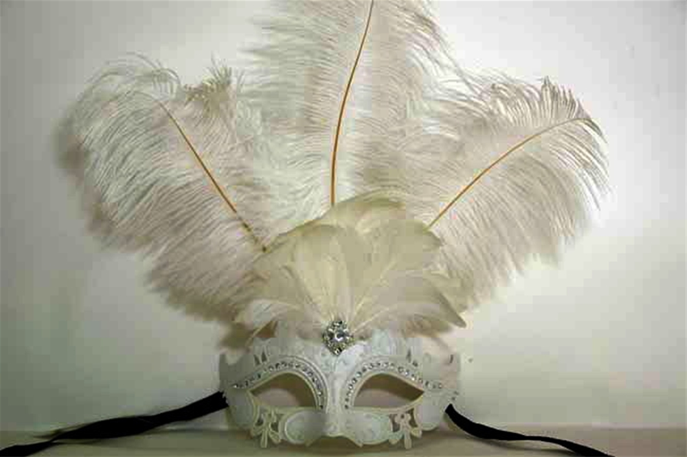 Venetian Crystal Mask