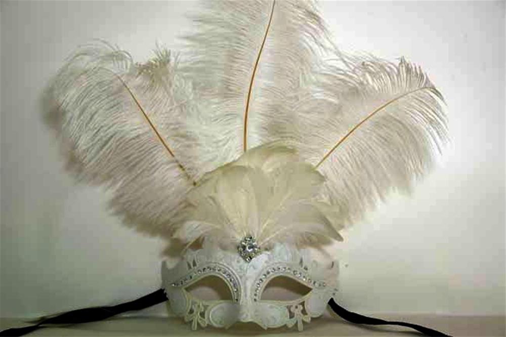 Venetian Crystal Mask