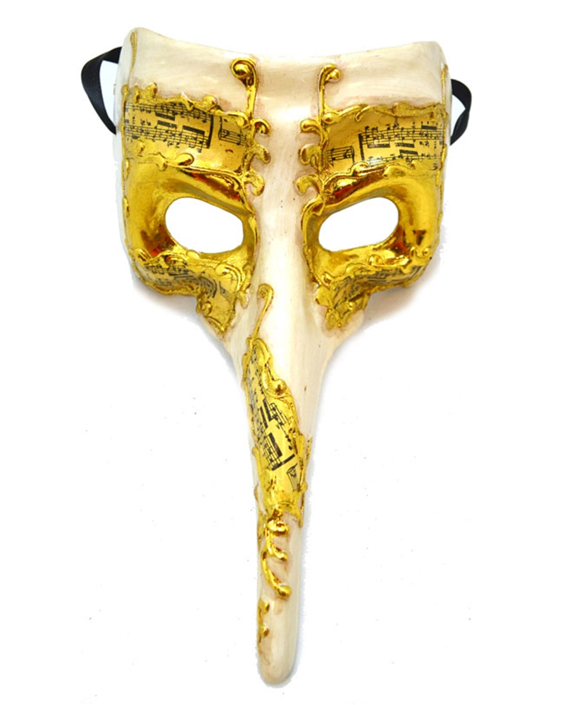 Venetian Long Nose Mask by Bauer Pacific Imports