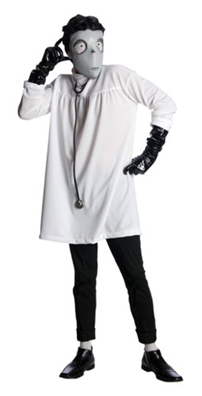 Victor Frankenstein Adult Men Costume