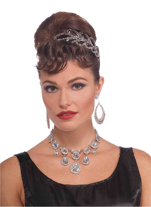 Vintage Hollywood Diamond Necklace