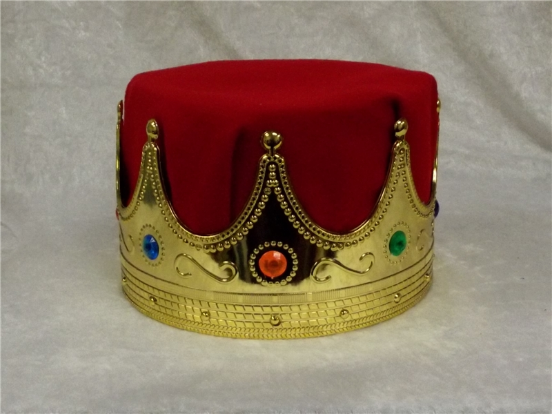 King Adult Crown by Jacobson Hat Co