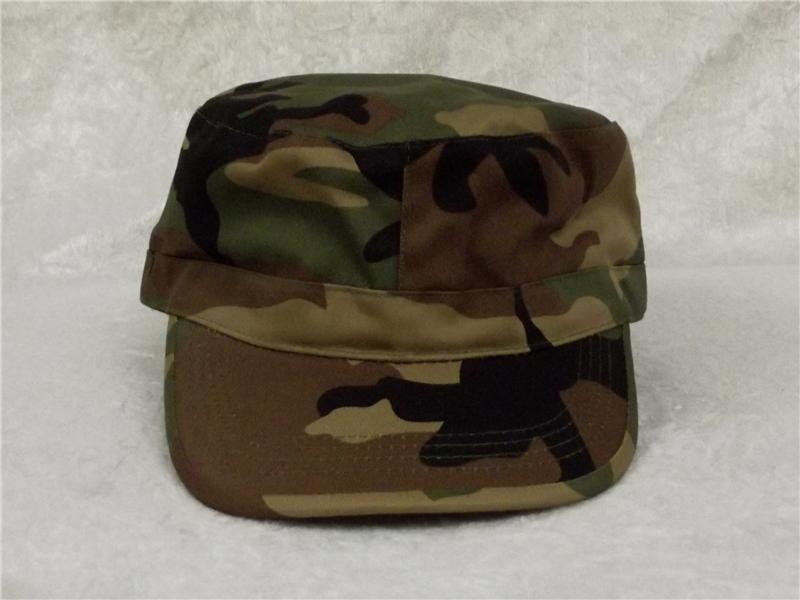 Camo Army Adult Hat