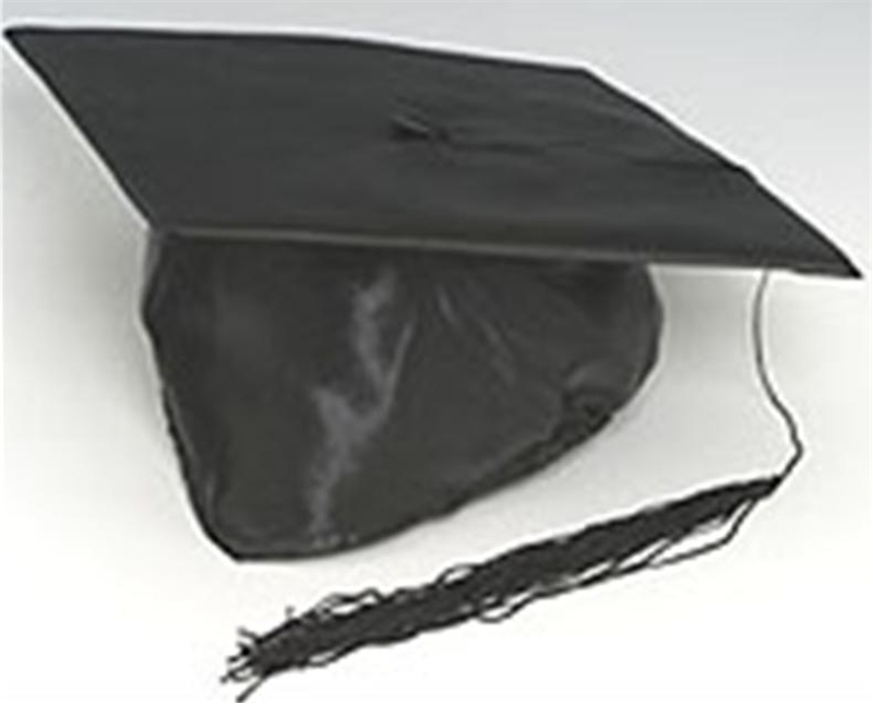 Graduation Adult Hat