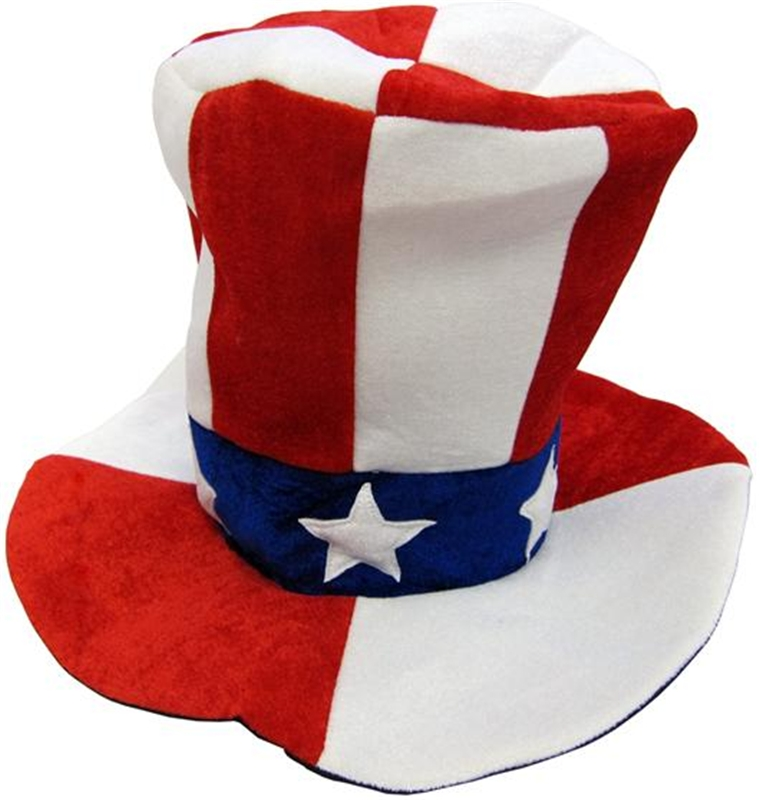 Giant Uncle Sam Adult Hat