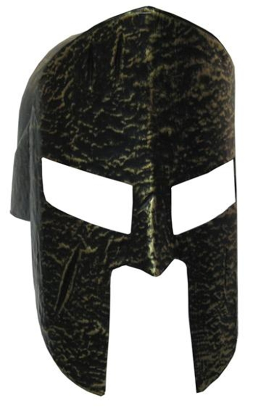 Spartan Movie Adult Helmet