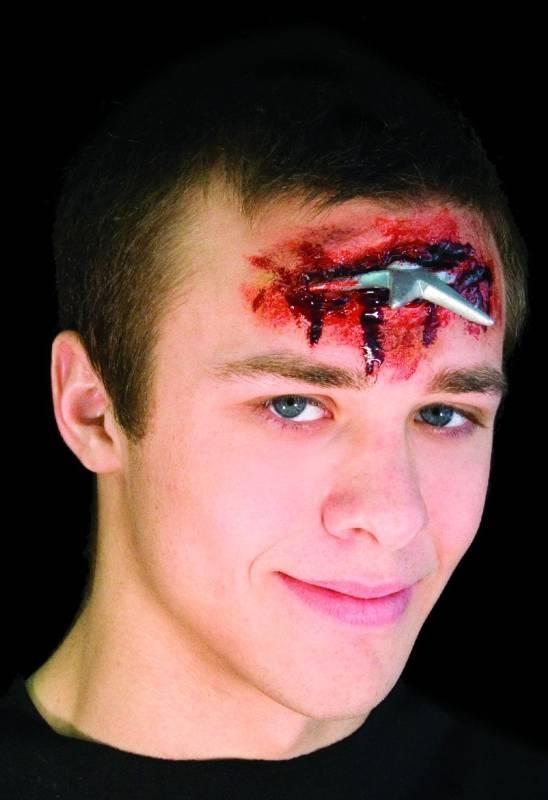 Woochie Ninja Star Wound Makeup