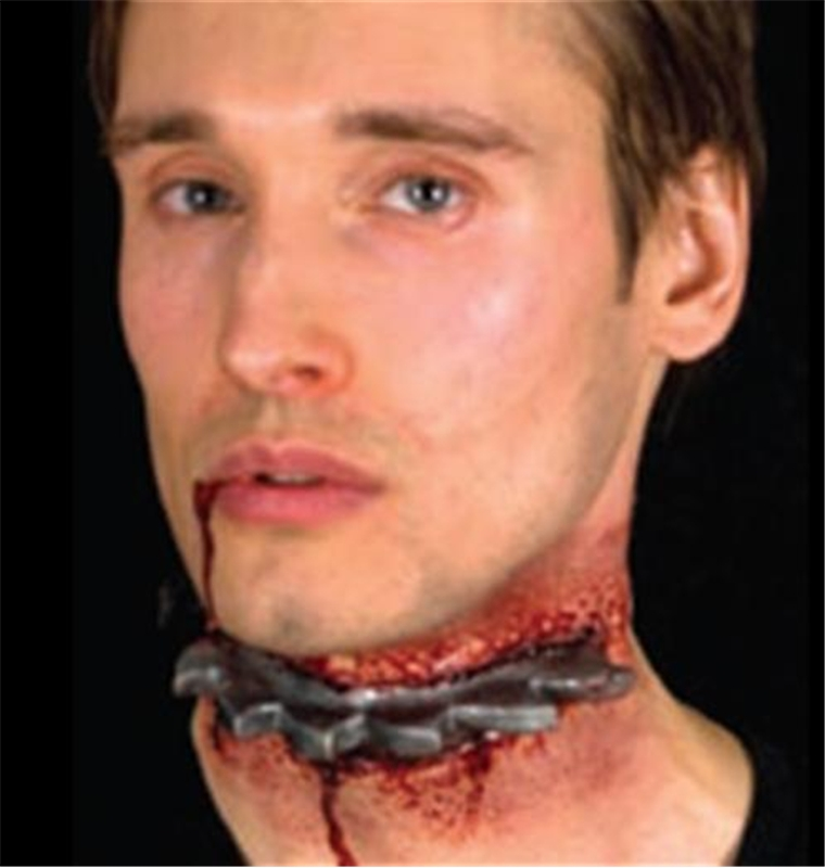 Woochie Neck Saw Wound by Cinema Secrets