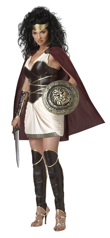 Warrior Queen Adult Womens Costume by California Costumes