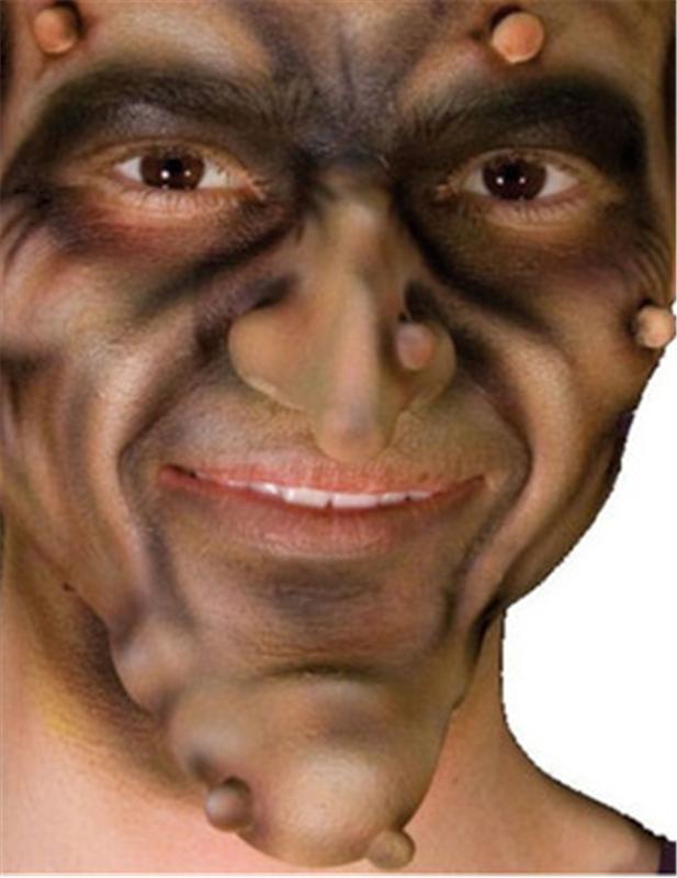 Warts Fx Makeup