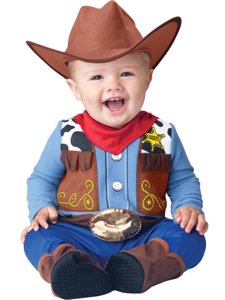 Wee Wrangler Baby Costume