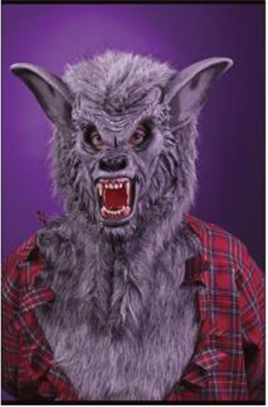 Купить Werewolf Gray Mask