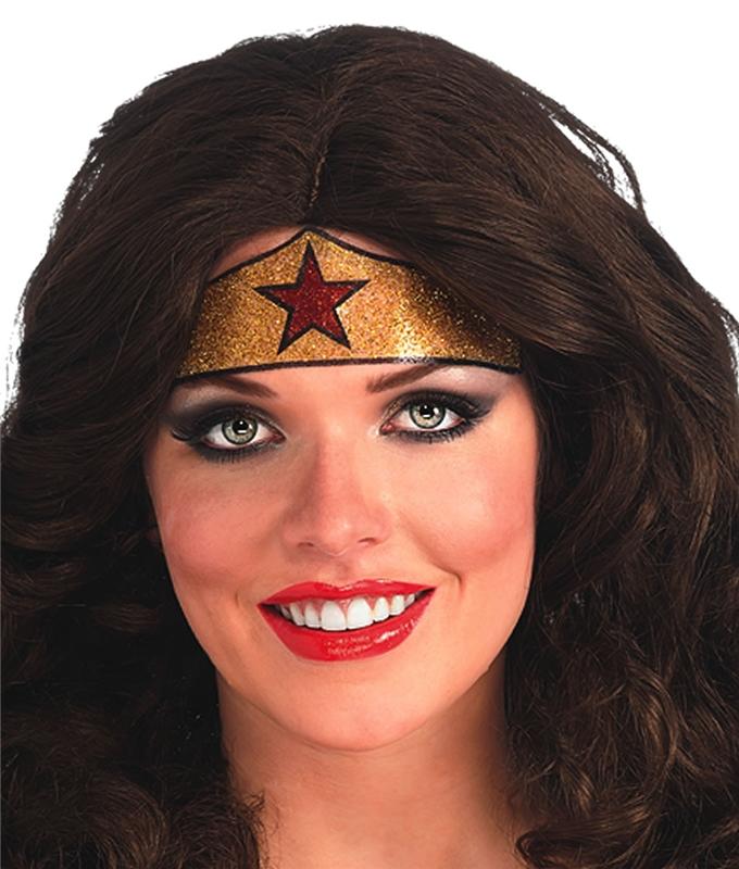 Wonder woman crown for Wonder woman temporary tattoo