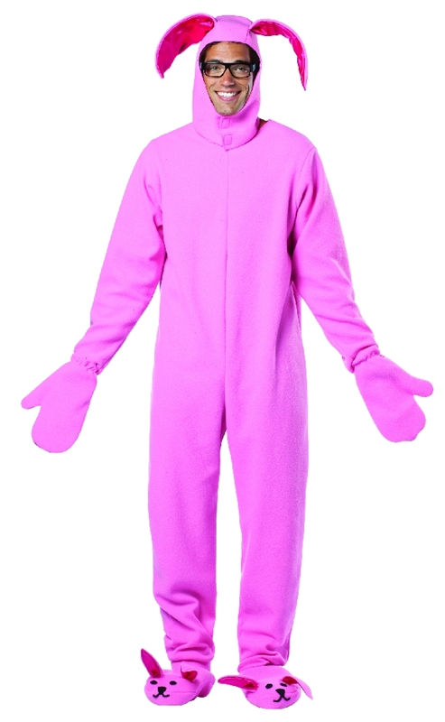 Image of A Christmas Story Bunny Suit Adult Costume