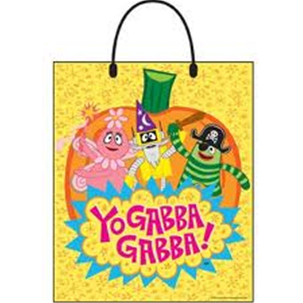 Yo Gabba Gabba Trick or Treat Bag