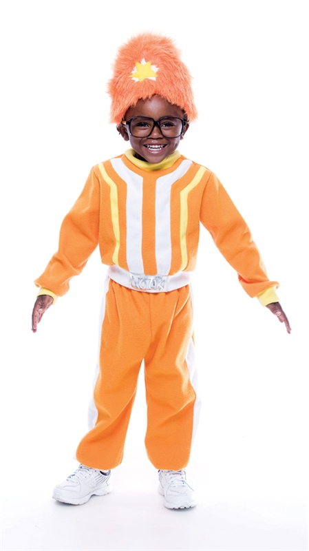 Yo Gabba Gabba DJ Lance Toddler Costume