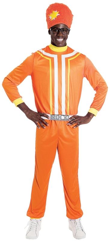 Yo Gabba Gabba DJ Lance Adult Mens Costume