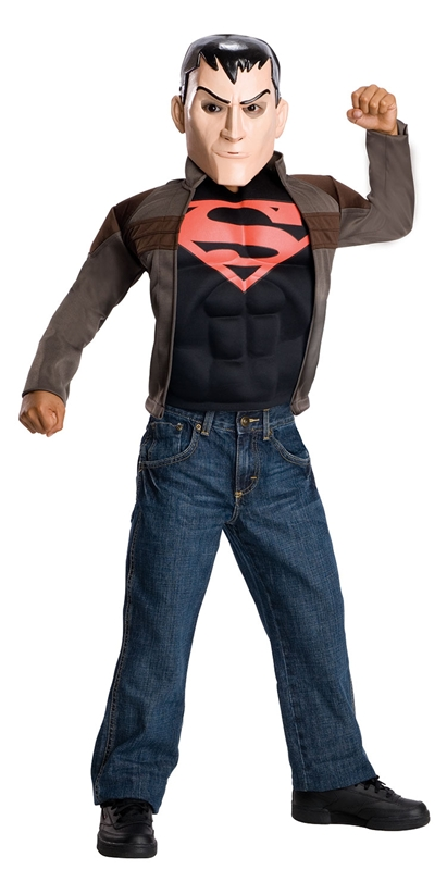 Young Justice Superboy Child Costume