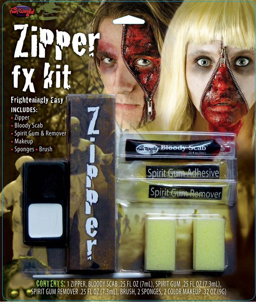 [Zipper FX Kit] (Zipper Fx Kit)